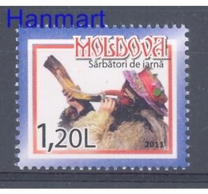 Znaczek Mołdawia 2011 Mi 777 Czyste **