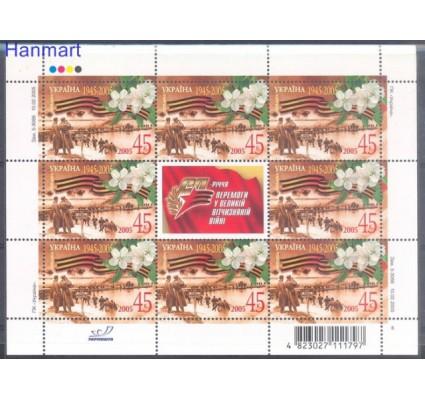 Znaczek Ukraina 2005 Mi ark 710 Czyste **