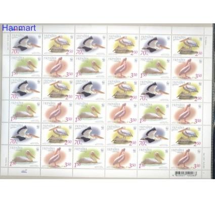 Znaczek Ukraina 2007 Mi ark 897-900 Czyste **