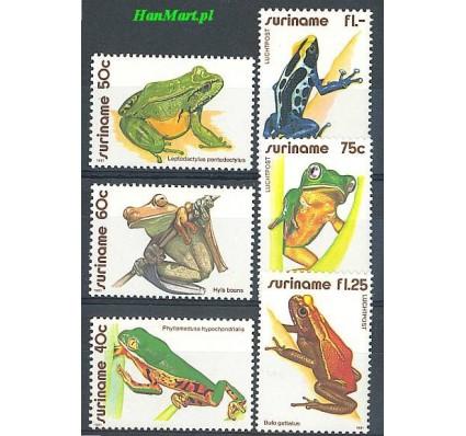 Znaczek Surinam 1981 Mi 948-953 Czyste **
