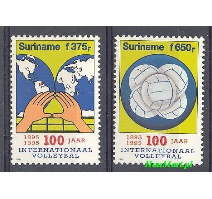 Znaczek Surinam 1995 Mi 1500-1501 Czyste **
