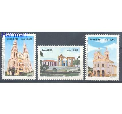 Znaczek Brazylia 1992 Mi 2342-2344 Czyste **