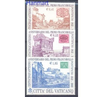 Znaczek Watykan 2002 Mi 1407-1409 Czyste **