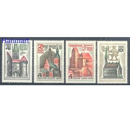 Znaczek ZSRR 1973 Mi 4195-4198 Czyste **