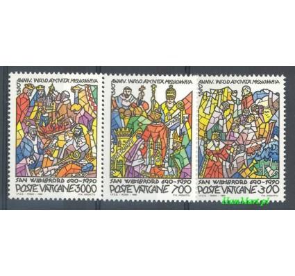 Znaczek Watykan 1990 Mi 999-1001 Czyste **