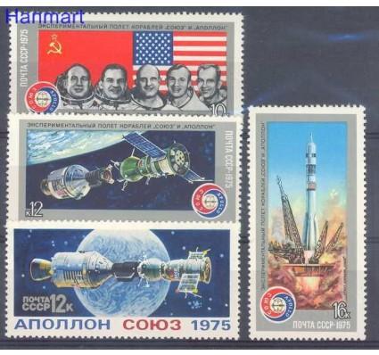 Znaczek ZSRR 1975 Mi 4371-4374 Czyste **