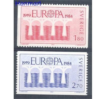 Znaczek Szwecja 1984 Mi 1270-1271 Czyste **
