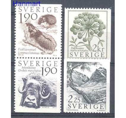 Znaczek Szwecja 1984 Mi 1272-1275 Czyste **