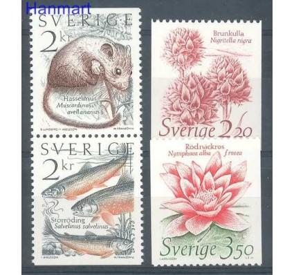 Znaczek Szwecja 1985 Mi 1322-1325 Czyste **