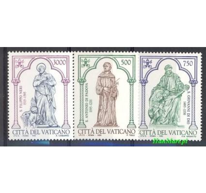 Znaczek Watykan 1995 Mi 1158-1160 Czyste **