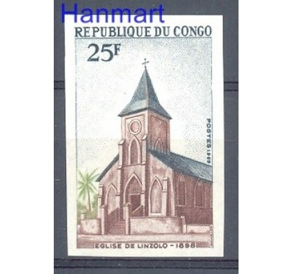 Znaczek Kongo 1970 Czyste **