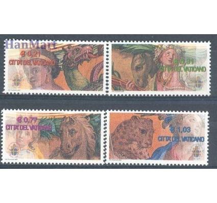 Znaczek Watykan 2003 Mi 1463-1466 Czyste **