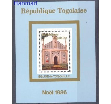 Znaczek Togo 1986 Mi bl 292 Czyste **