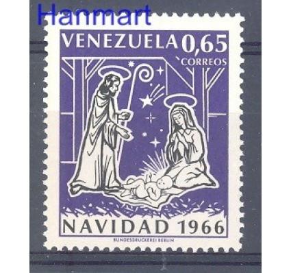 Znaczek Wenezuela 1966 Mi 1696 Czyste **