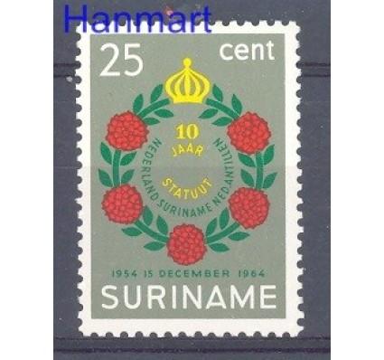 Znaczek Surinam 1964 Mi 454 Czyste **