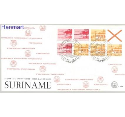 Znaczek Surinam 1978 Mi blatt 6 FDC