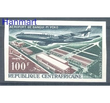 Znaczek Republika Środkowoafrykańska 1967 Czyste **