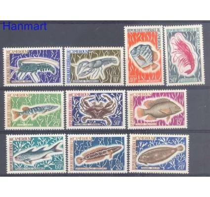 Znaczek Kamerun 1968 Mi 541-550 Czyste **