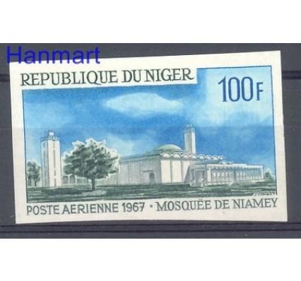 Znaczek Niger 1967 Czyste **