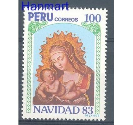 Znaczek Peru 1983 Mi 1261 Czyste **