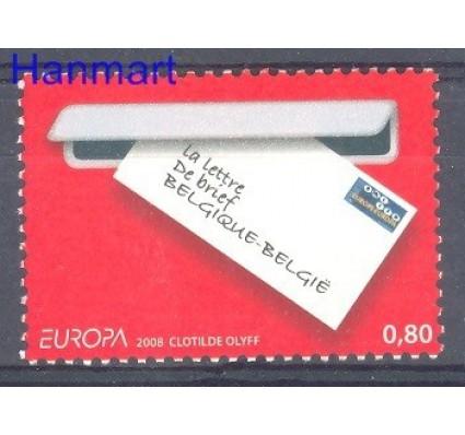 Znaczek Belgia 2008 Mi 3827 Czyste **