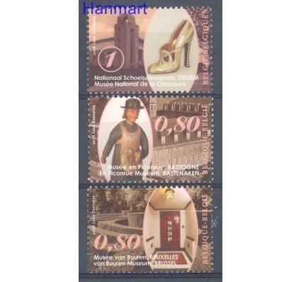 Znaczek Belgia 2008 Mi 3891-3893 Czyste **