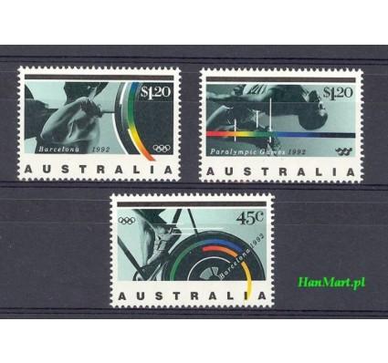 Australia 1992 Mi 1311-1313 Czyste **