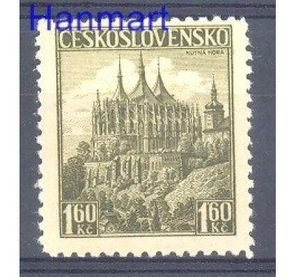 Znaczek Czechosłowacja 1937 Mi 386 Czyste **