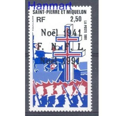 Znaczek Saint-Pierre i Miquelon 1991 Mi 629 Czyste **