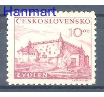 Znaczek Czechosłowacja 1949 Mi 585 Czyste **