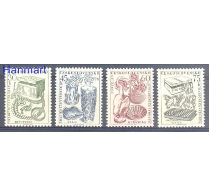 Znaczek Czechosłowacja 1956 Mi 954-957 Czyste **