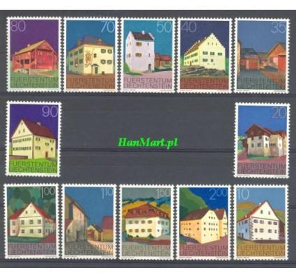 Znaczek Liechtenstein 1978 Mi 694-705 Czyste **