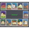 Liechtenstein 1978 Mi 694-705 Czyste **