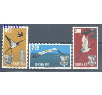 Znaczek Tajwan 1963 Mi 485-487 Czyste **