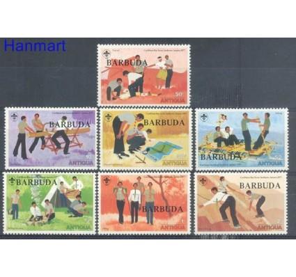 Znaczek Barbuda 1977 Mi 322-328 Czyste **