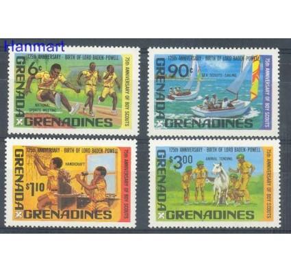 Znaczek Grenada i Grenadyny 1982 Mi 485-488 Czyste **