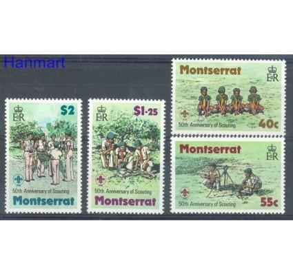 Znaczek Montserrat 1997 Mi 397-400 Czyste **