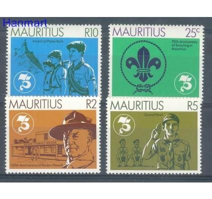 Znaczek Mauritius 1982 Mi 536-539 Czyste **