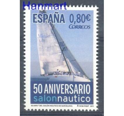 Znaczek Hiszpania 2011 Mi 4651 Czyste **