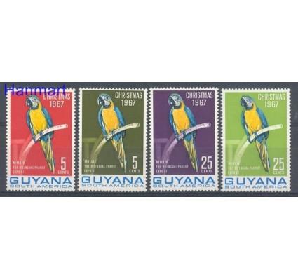 Znaczek Gujana 1967 Mi 294-297 Czyste **