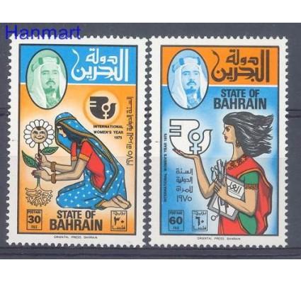 Znaczek Bahrajn 1975 Mi 230-231 Czyste **