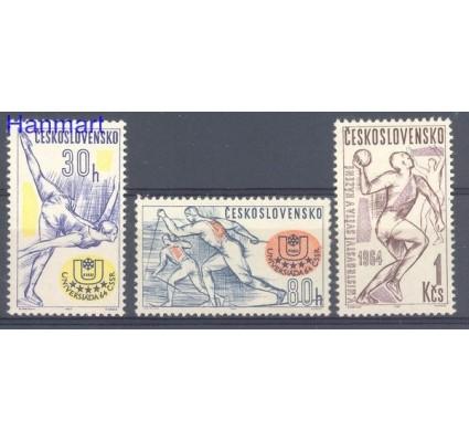 Znaczek Czechosłowacja 1964 Mi 1450-1452 Czyste **