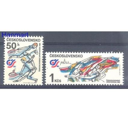 Znaczek Czechosłowacja 1985 Mi 2817-2818 Czyste **