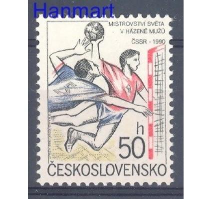 Znaczek Czechosłowacja 1990 Mi 3037 Czyste **