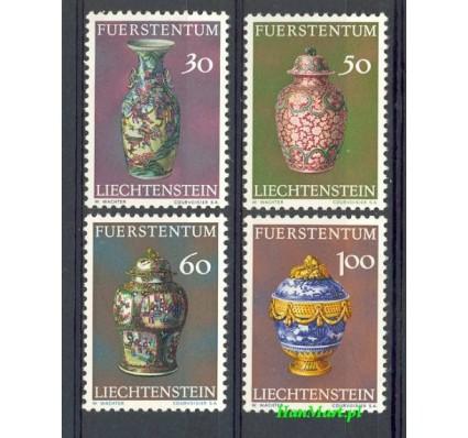 Znaczek Liechtenstein 1974 Mi 602-605 Czyste **