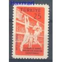 Turcja 1959 Mi 1626 Czyste **