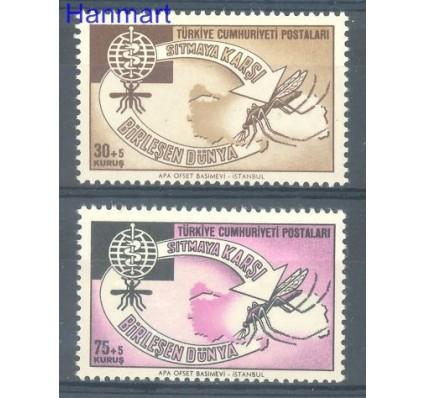 Znaczek Turcja 1962 Mi 1832-1833 Czyste **