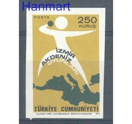 Znaczek Turcja 1971 Mi 2240 Czyste **