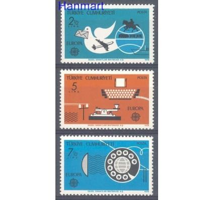 Znaczek Turcja 1979 Mi 2477-2479 Czyste **
