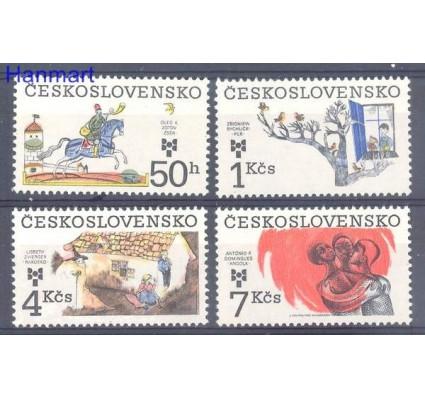 Znaczek Czechosłowacja 1983 Mi 2723-2726 Czyste **